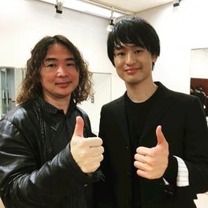高田三郎と尾崎裕哉